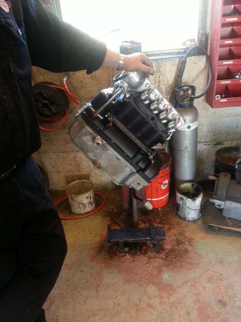 Nimbus Engine Overhaul